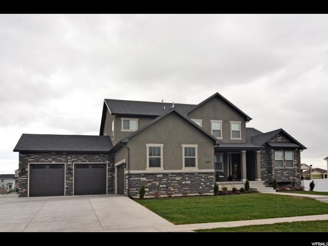 Additional photo for property listing at 1687 W ALPENGLOW Circle 1687 W ALPENGLOW Circle Farmington, Utah 84025 United States