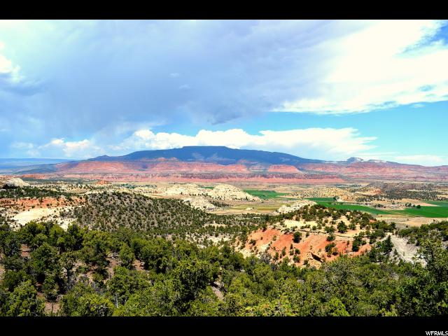 Land for Sale at 3100 S BIRCH CREEK Road 3100 S BIRCH CREEK Road Teasdale, Utah 84773 United States