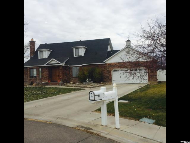 Single Family for Sale at 820 W 675 N 820 W 675 N Tremonton, Utah 84337 United States