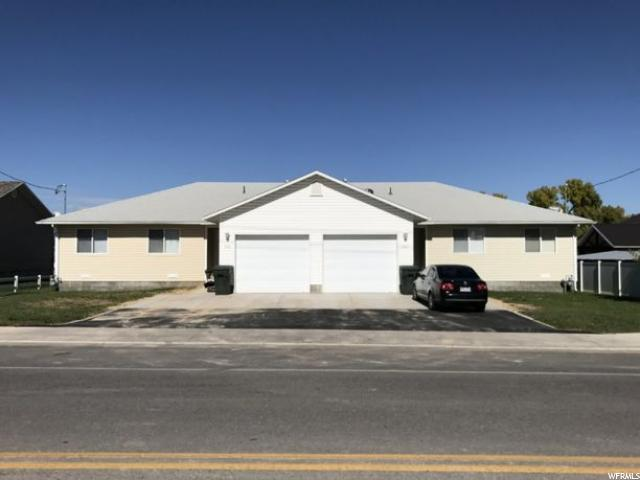 Duplex for Sale at 1552 W 500 S 1552 W 500 S Vernal, Utah 84078 United States
