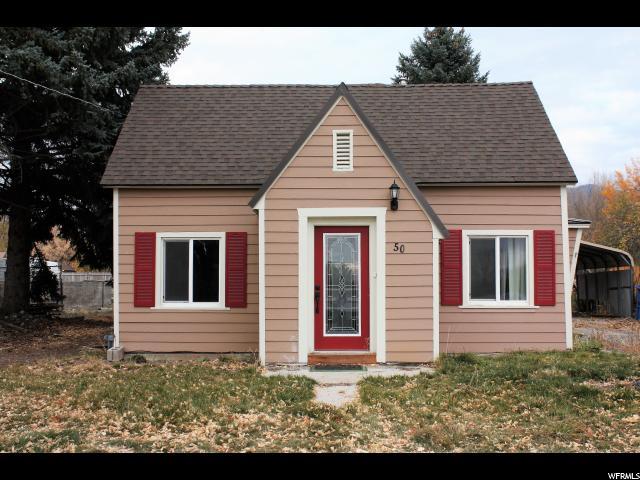 Single Family للـ Sale في 50 N 200 W 50 N 200 W Smithfield, Utah 84335 United States