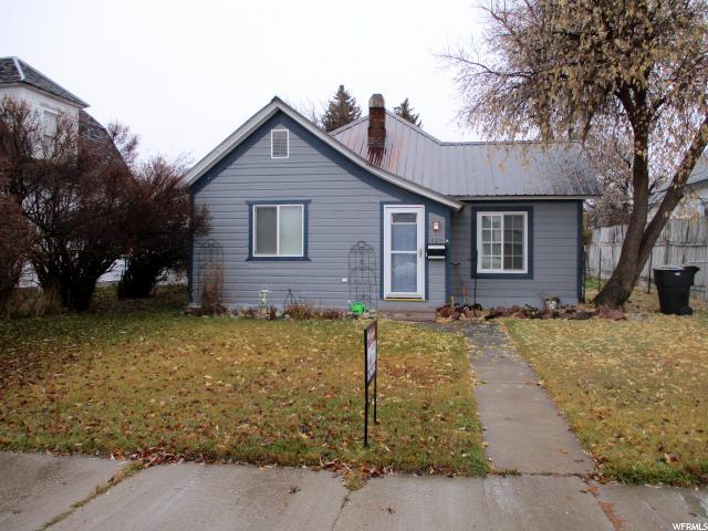 Unique la famille pour l Vente à 850 GRANT Street 850 GRANT Street Montpelier, Idaho 83254 États-Unis