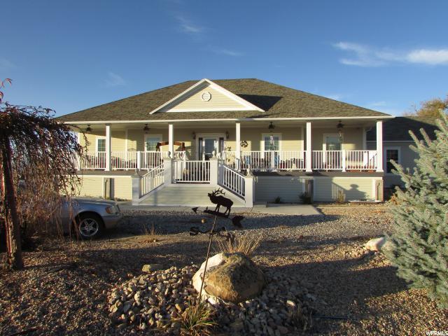 单亲家庭 为 销售 在 287 E 400 N 287 E 400 N Spring City, 犹他州 84662 美国