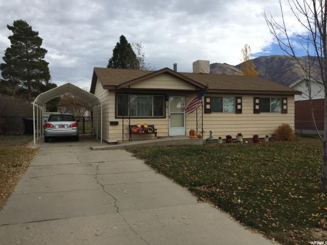 Unique la famille pour l Vente à 669 S 800 W 669 S 800 W Brigham City, Utah 84302 États-Unis