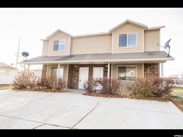 Twin Home for Sale at 568 N 100 E 568 N 100 E Vernal, Utah 84078 United States