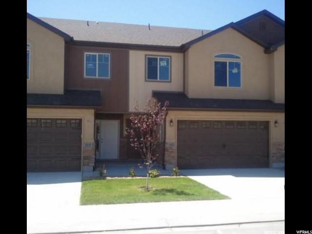 Townhouse for Sale at 1827 W 850 S 1827 W 850 S Orem, Utah 84057 United States