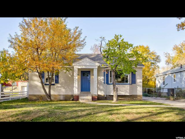 1573 E 3010, Salt Lake City UT 84106