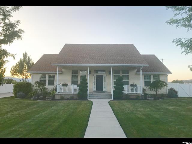 Single Family for Sale at 651 E 100 N 651 E 100 N Ephraim, Utah 84627 United States
