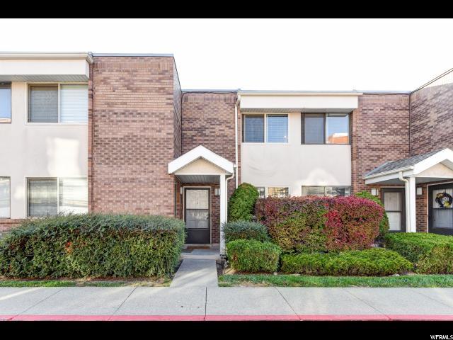 Casa unifamiliar adosada (Townhouse) por un Venta en 3924 S 805 E 3924 S 805 E Unit: F Murray, Utah 84107 Estados Unidos