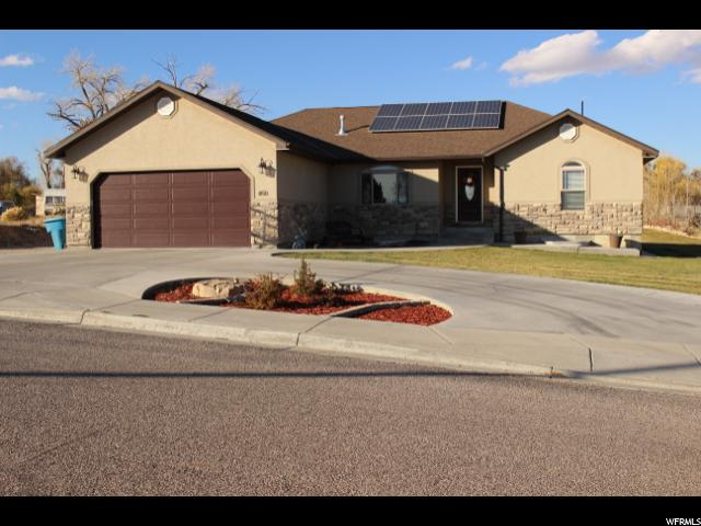 Single Family for Sale at 850 W 40 N 850 W 40 N Cleveland, Utah 84518 United States