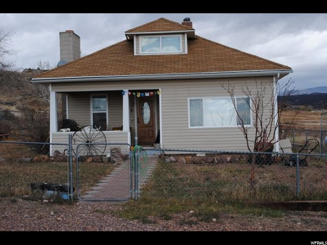 Single Family for Sale at 7895 E 10500 N 7895 E 10500 N Tridell, Utah 84076 United States
