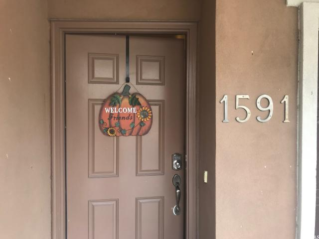 Condominium for Sale at 1591 W 50 N 1591 W 50 N Pleasant Grove, Utah 84062 United States