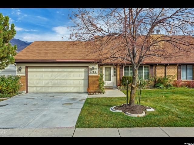 Townhouse for Sale at 1162 N 725 W 1162 N 725 W Unit: 161 Centerville, Utah 84014 United States