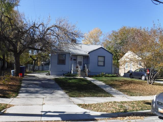 562 S JEREMY ST Salt Lake City, UT 84104 - MLS #: 1490789