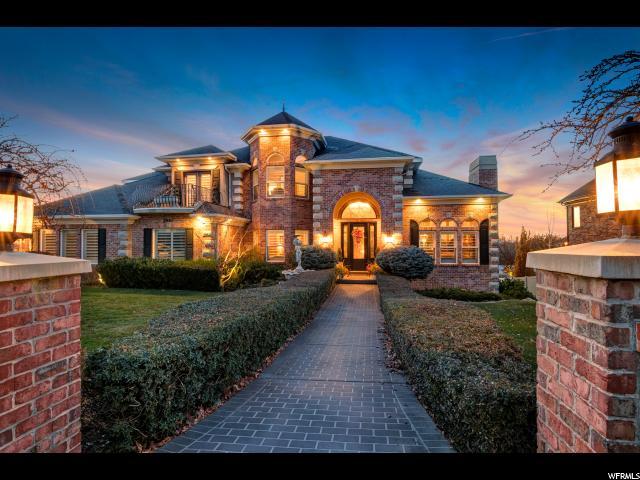 Single Family للـ Sale في 2081 N EVANS WAY 2081 N EVANS WAY Farmington, Utah 84025 United States