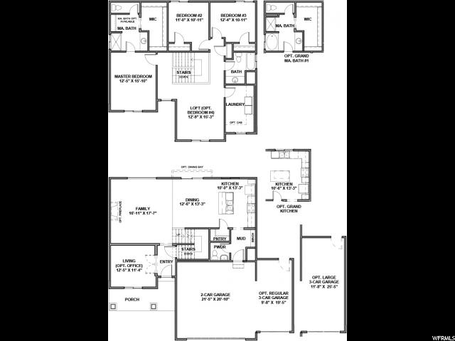 181 E MOON DANCE DR Unit 244 Saratoga Springs, UT 84045 - MLS #: 1490832