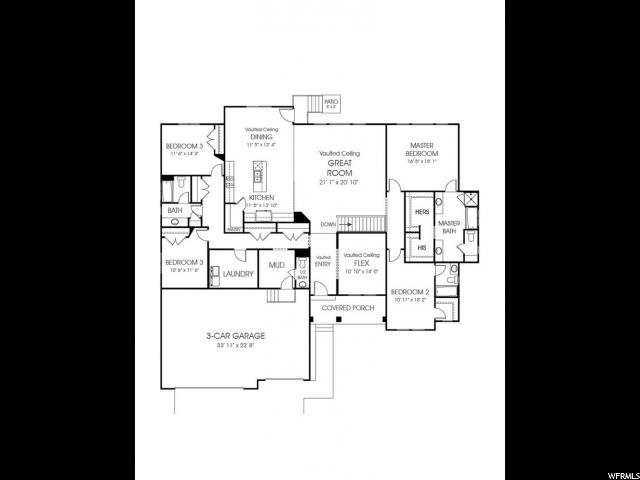 6532 W RIVULET RD Unit 318 Herriman, UT 84096 - MLS #: 1490854
