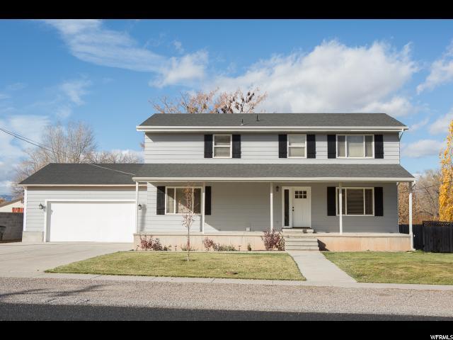 单亲家庭 为 销售 在 260 S 300 E 260 S 300 E Salina, 犹他州 84654 美国