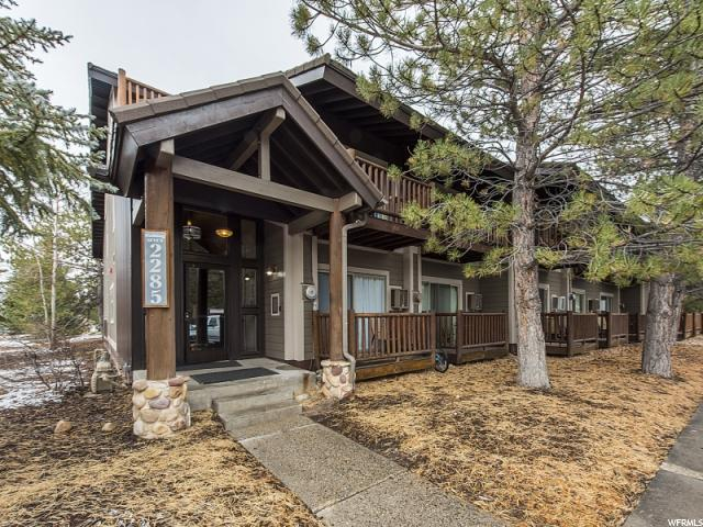 Condominium for Sale at 2285 E SIDEWINDER Drive 2285 E SIDEWINDER Drive Unit: 712 Park City, Utah 84060 United States