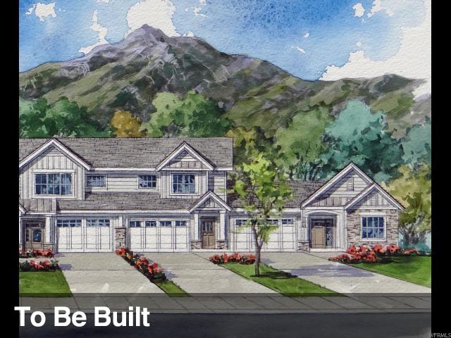Maison accolée pour l Vente à 11767 S NIGEL PEAK LANE Lane 11767 S NIGEL PEAK LANE Lane Unit: 134 Draper, Utah 84020 États-Unis