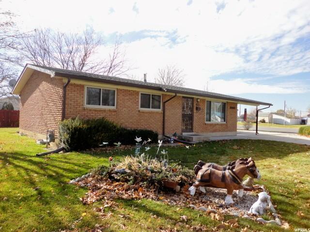 单亲家庭 为 销售 在 335 W 500 N 335 W 500 N Brigham City, 犹他州 84302 美国