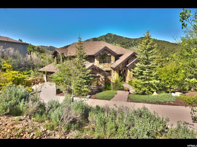 Single Family for Sale at 7317 PINE RIDGE Drive 7317 PINE RIDGE Drive Park City, Utah 84098 United States