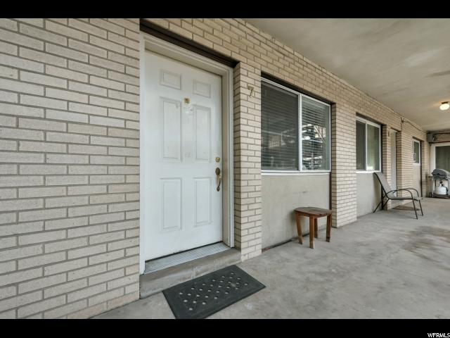 Condominium for Sale at 301 E 2700 S 301 E 2700 S Unit: 7 South Salt Lake, Utah 84115 United States
