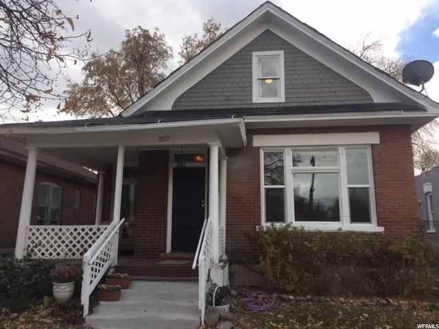 357 W 500 N, Salt Lake City UT 84103