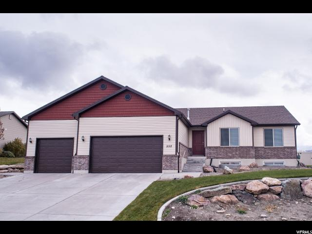 552 N CHERRY CREEK PKW Richmond, UT 84333 - MLS #: 1491066