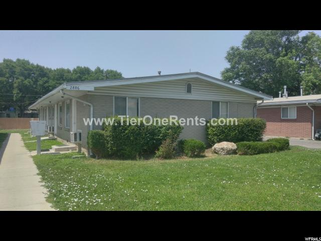 Single Family for Rent at 2886 S 200 E Street 2886 S 200 E Street Unit: 3 Salt Lake City, Utah 84115 United States