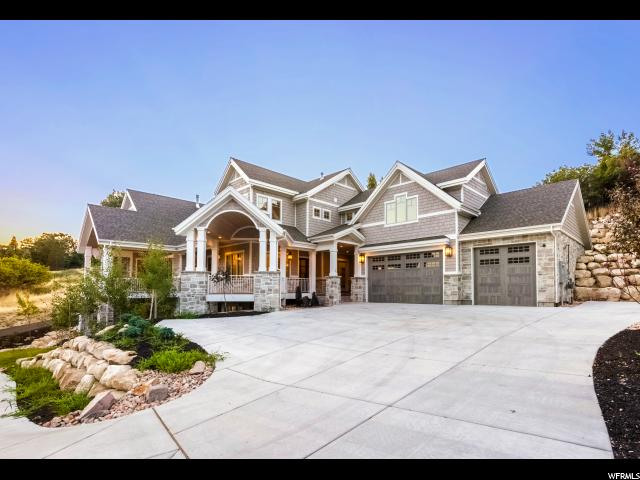 Single Family for Sale at 3 CARRIAGE WOOD CV 3 CARRIAGE WOOD CV Unit: 1088 Sandy, Utah 84092 United States