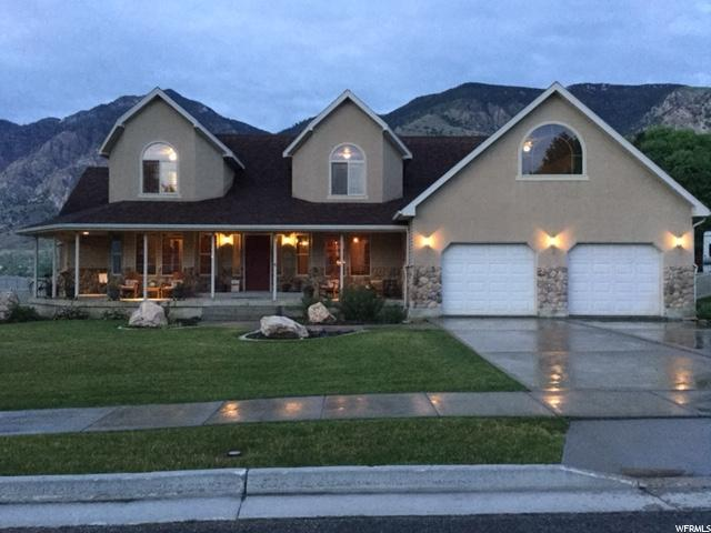 单亲家庭 为 出租 在 1026 N 450 W 1026 N 450 W Brigham City, 犹他州 84302 美国