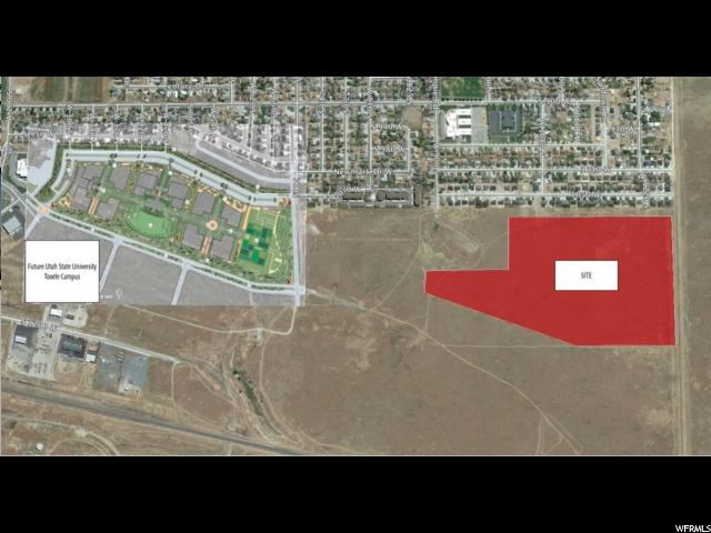 Land for Sale at 1220 S 1050 W 1220 S 1050 W Tooele, Utah 84074 United States