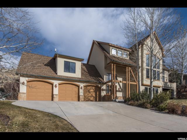 Single Family للـ Sale في 3316 DAYBREAKER Drive 3316 DAYBREAKER Drive Park City, Utah 84098 United States