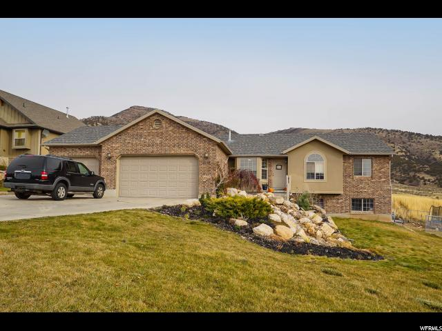 Single Family for Sale at 1110 E MAHOGANY RIDGE Road 1110 E MAHOGANY RIDGE Road Morgan, Utah 84050 United States