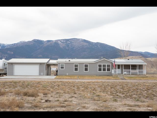 Single Family for Sale at 600 S OLD HWY 89 600 S OLD HWY 89 Marysvale, Utah 84750 United States