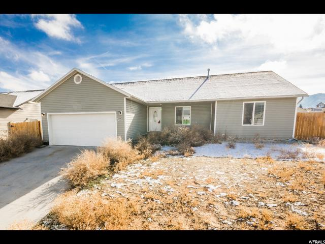 199 W 4100 Vernal, UT 84078 - MLS #: 1491295