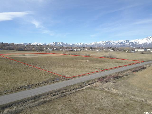 Terrain pour l Vente à 380 E 300 N 380 E 300 N Hyrum, Utah 84319 États-Unis