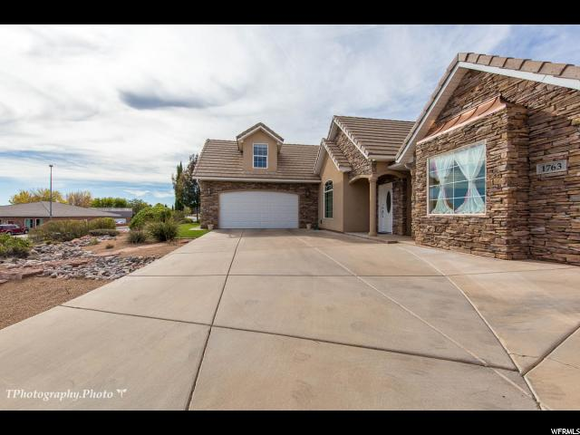 Additional photo for property listing at 1763 LAVA FLOW Drive 1763 LAVA FLOW Drive St. George, Utah 84770 United States