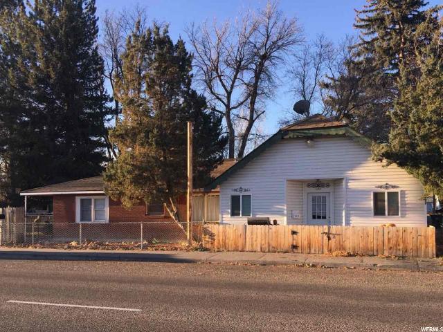 Один семья для того Продажа на 260 E JUDICIAL 260 E JUDICIAL Blackfoot, Айдахо 83221 Соединенные Штаты
