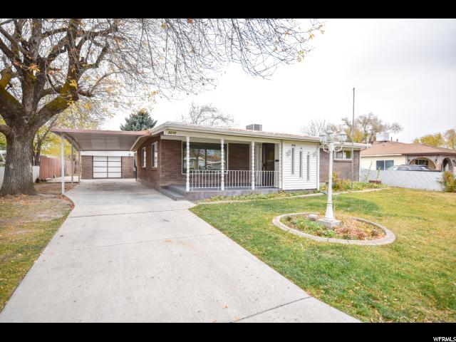 3210 S CANTWELL DR West Valley City, UT 84119 - MLS #: 1491443