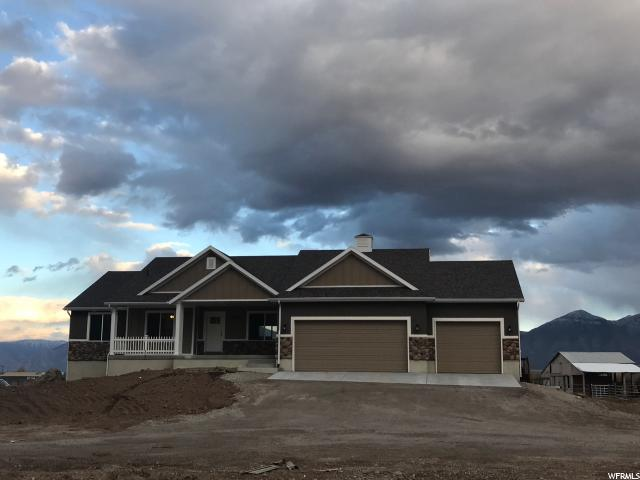 Single Family for Sale at 8525 S 5600 W 8525 S 5600 W Unit: 1 Payson, Utah 84651 United States