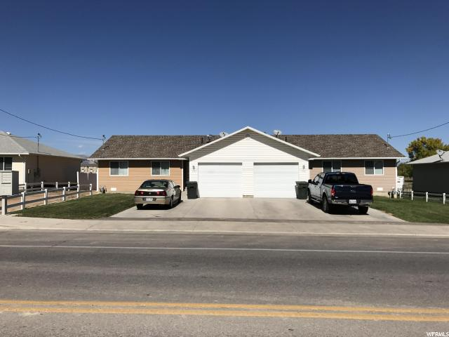 Duplex for Sale at 1570 W 500 S 1570 W 500 S Vernal, Utah 84078 United States