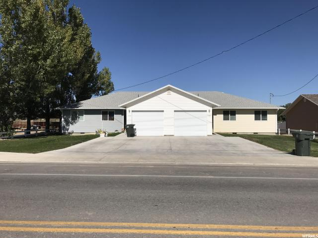 1592 W 500 Vernal, UT 84078 - MLS #: 1491525