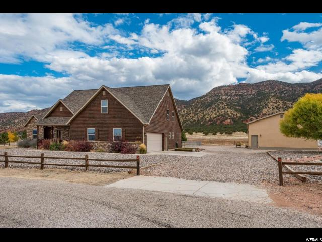 Single Family for Sale at 140 S 750 E 140 S 750 E Paragonah, Utah 84760 United States