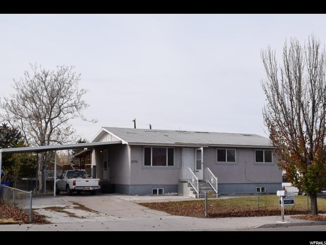 3770 S 500 South Salt Lake, UT 84115 - MLS #: 1491554