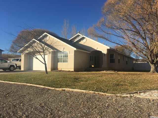 Один семья для того Продажа на 180 W 200 N 180 W 200 N Gunnison, Юта 84634 Соединенные Штаты