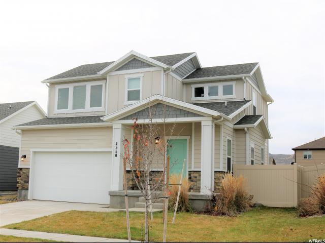 Single Family for Sale at 4950 E SAGEBRUSH Lane 4950 E SAGEBRUSH Lane Eagle Mountain, Utah 84005 United States