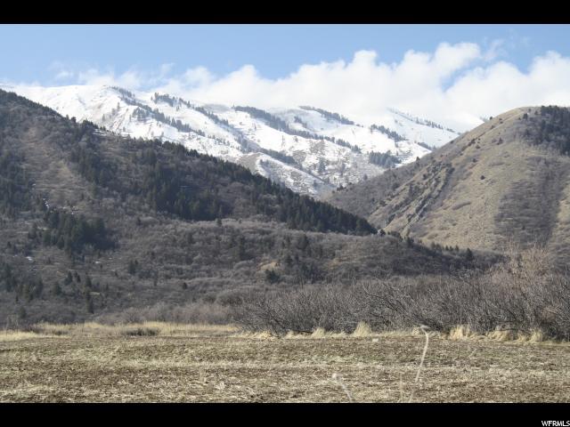 土地,用地 为 销售 在 3768 S 5400 W 3768 S 5400 W Wellsville, 犹他州 84339 美国