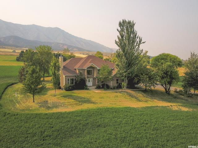 Single Family for Sale at 3021 S HIGHWAY 23 3021 S HIGHWAY 23 Mendon, Utah 84325 United States